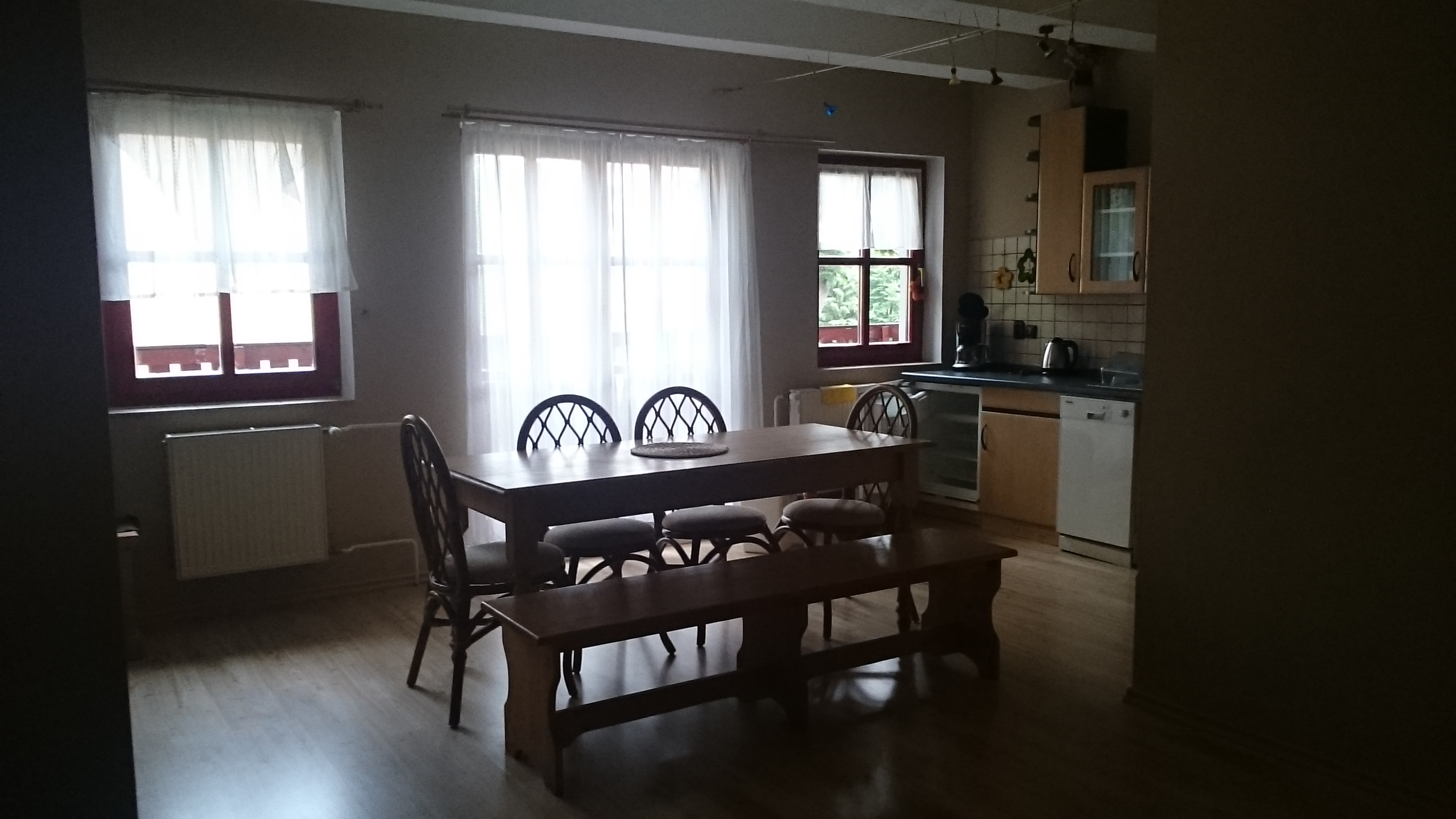 Apartmán / Wohnung / Apartment