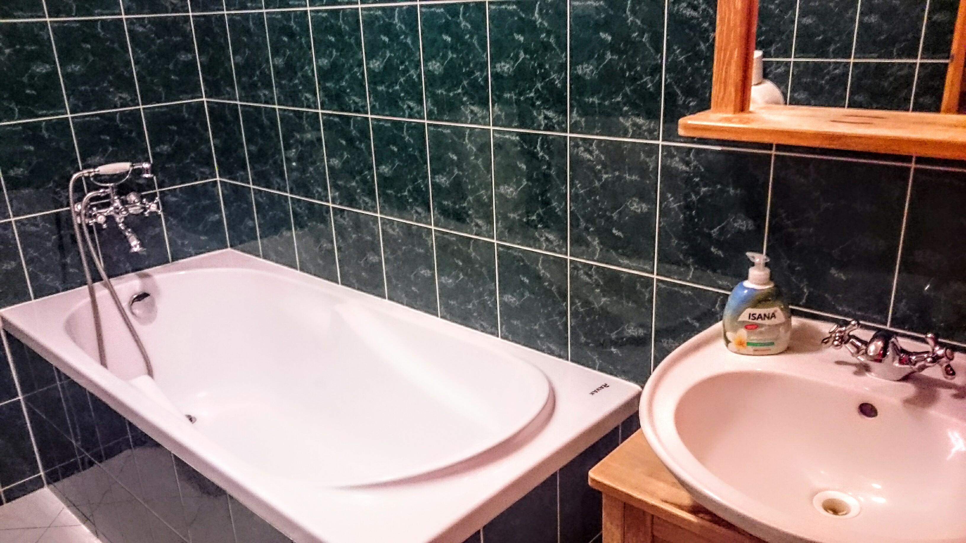 Koupelna / Badezimmer / Bathroom